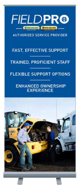 Authorized New Holland FieldPro Service Provider